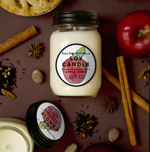 Apple Cider Candle - 14oz
