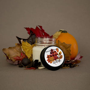 Autumn Stroll Candle 7.5 oz