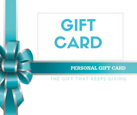 Gift Cards and Packages