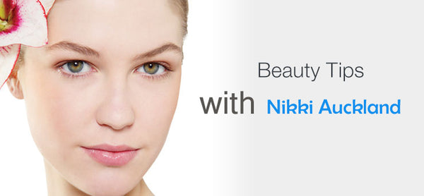 Green beauty tips with Nikki Auckland