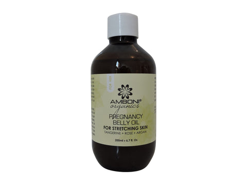 Pregnancy Belly Oil