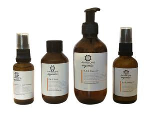 Our range is suited to all skin types including sensitive skin
