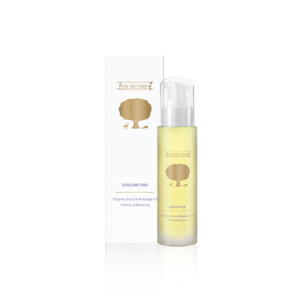 Dreamtime Organic Body & Massage Oil 45ml