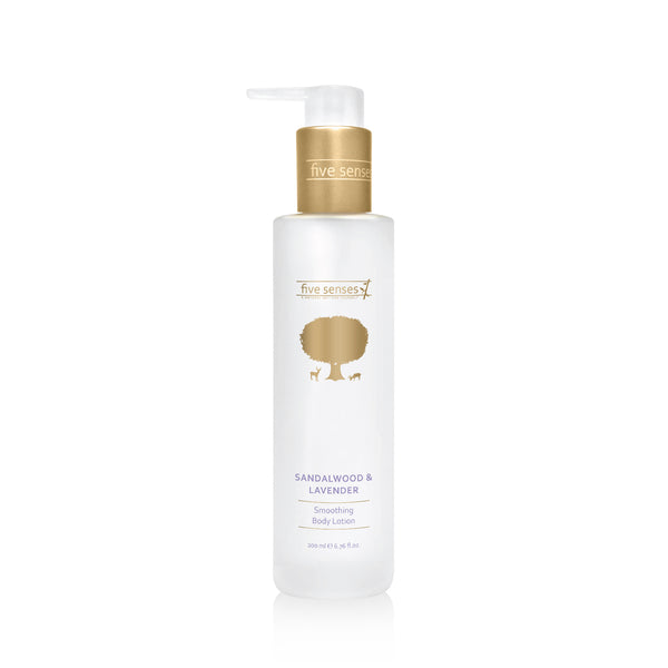 Sandalwood & Lavender Smoothing Body Lotion