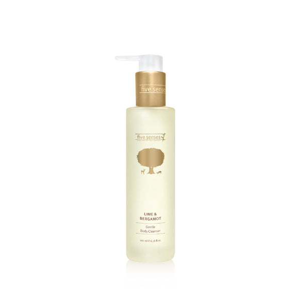 Lime & Bergamot Gentle Body Cleanser