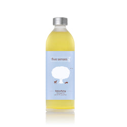 Detoxifying Organic Massage Oil 270ml