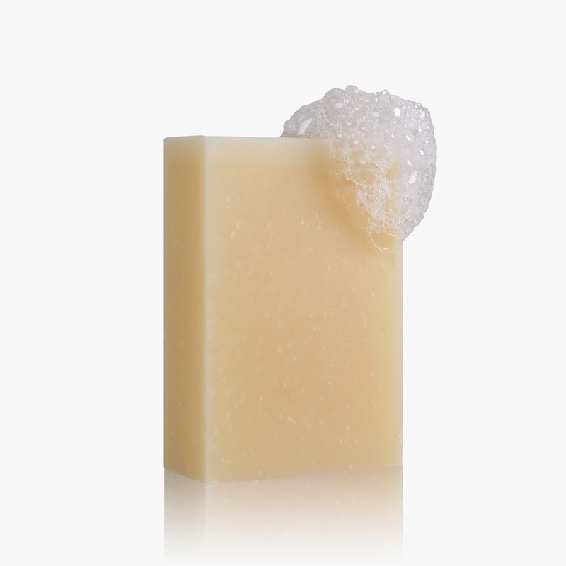 Creamy Goats Milk & Calming Lavender Hand Crafted Soap