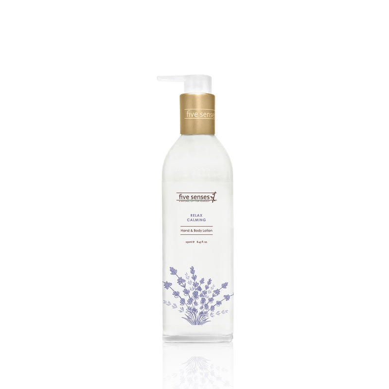 Relax Calming Hand & Body Lotion