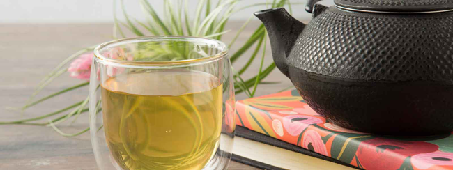 A New Year's Resolution: Switch to Drinking Green Tea