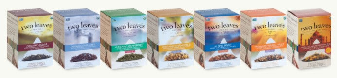 Kosher approved sachet teas