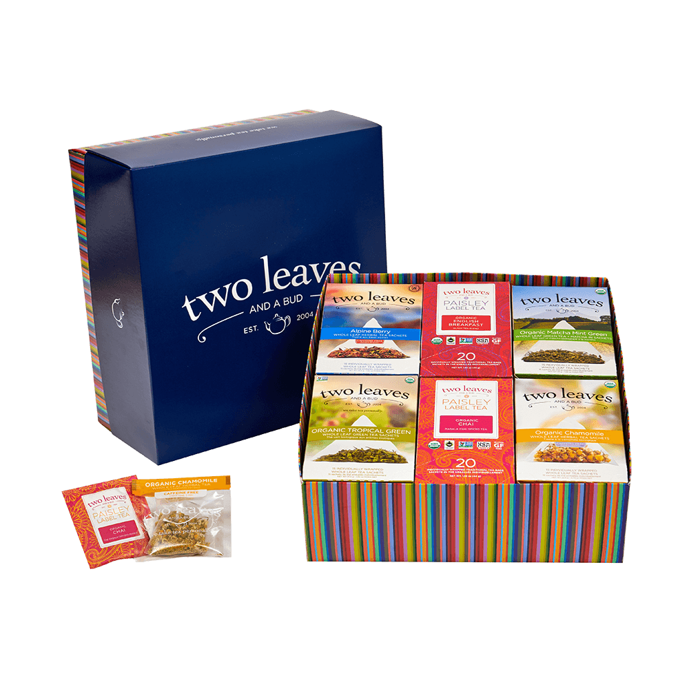 100 Cups of Tea Variety Box