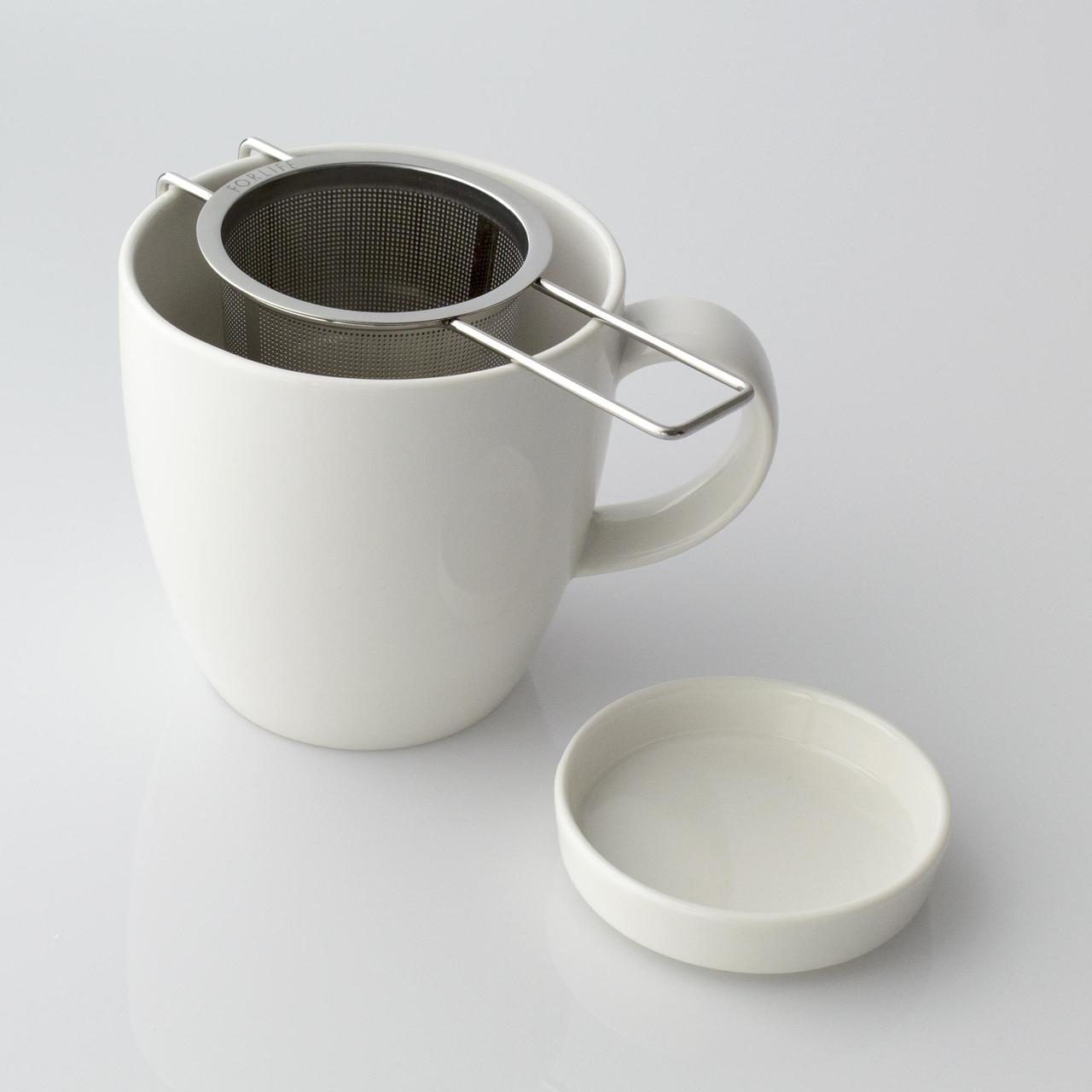 Loose Tea Infuser in Mug