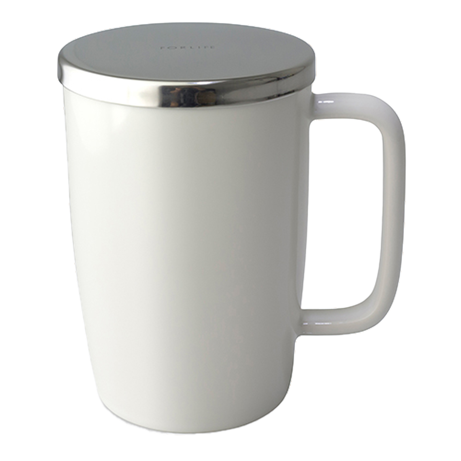 Dew Brew-in-Mug White