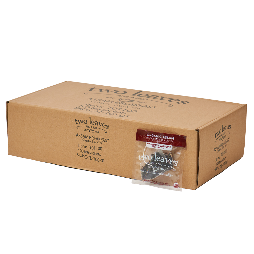 Organic Assam 100ct Box