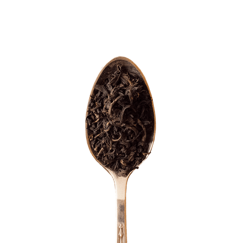 Organic Assam Loose Tea Spoon