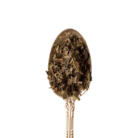 Organic Bai Mu Dan Loose Tea Spoon