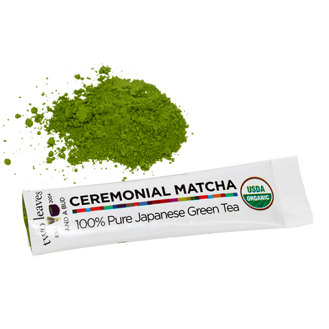 Ceremonial Matcha Single-Serve Stick