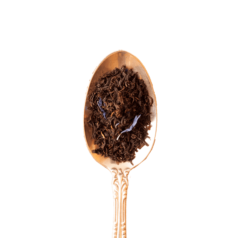 Organic Earl Grey Loose Tea Spoon