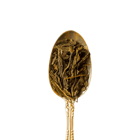 Organic Orange Sencha Loose Tea Spoon