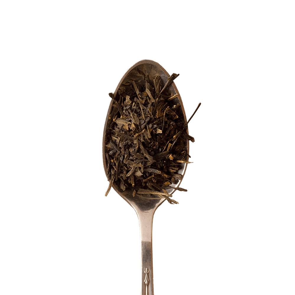 Organic Tamayokucha Loose Tea Spoon
