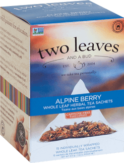 Alpine Berry Tea Sachet