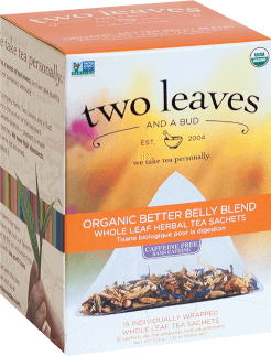 Organic Better Belly Blend Sachet