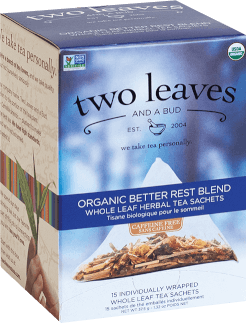 Organic Better Rest Blend Sachet