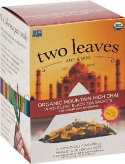 Organic Mountain High Chai Sachet