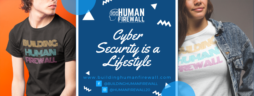 Human Firewall A Cyber Security Lifestyle Store Cover Photo