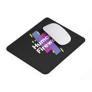 """Human Firewall - Sports"" Custom Mousepad"