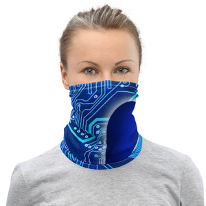 """Cyber Security"" Custom Neck Gaiter"