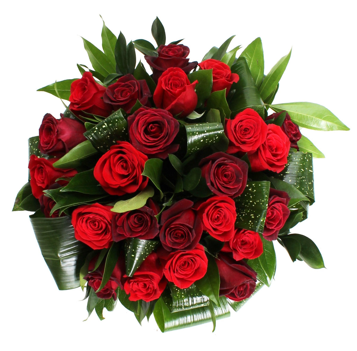 Ultimate Two Dozen Rose Centrepiece