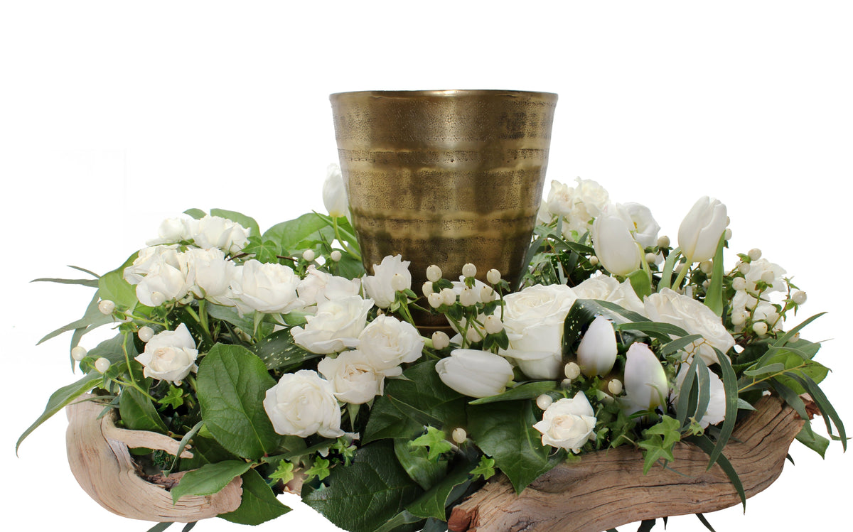 Cremation Urn Tribute Display