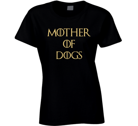 Game Of Thrones Inspired Ladies T Shirt