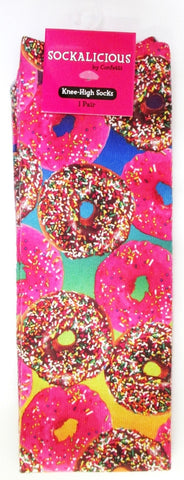 Donut Knee Highs - Madison Clothing