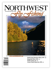 Northwest Fly Fishing Nov/Dec 2008 (PDF) Download