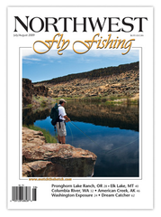 Northwest Fly Fishing Jul/Aug 2009 (PDF) Download