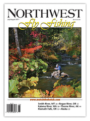 Northwest Fly Fishing Jul/Aug 2011 (PDF) Download