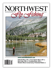 Northwest Fly Fishing Nov/Dec 2011 (PDF) Download