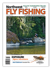 Northwest Fly Fishing July/August 2014 (Print)