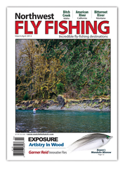 Northwest Fly Fishing March/April 2014 (Print)