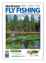 Northwest Fly Fishing May/June 2014 (Print)