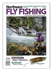 Northwest Fly Fishing Jan/Feb 2015 (Print)