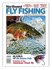 Northwest Fly Fishing July/August 2015 (Print)