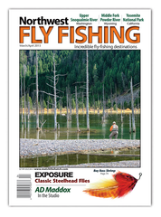 Northwest Fly Fishing March/April 2015 (Print)