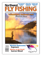 Northwest Fly Fishing Nov/Dec 2015 (Print)
