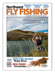 Northwest Fly Fishing September/October 2015 (Print)