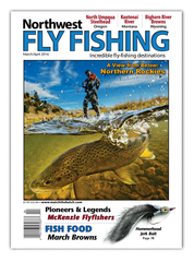 Northwest Fly Fishing March/April 2016 (Print)