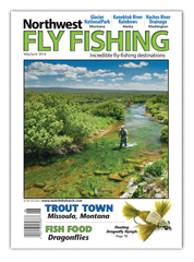 Northwest Fly Fishing May/June 2016 (Print)
