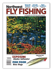 Northwest Fly Fishing Nov/Dec 2016 (Print)